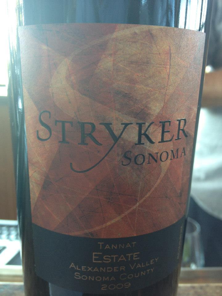 Stryker – Tannat 2009 – Alexander Valley – Sonoma County