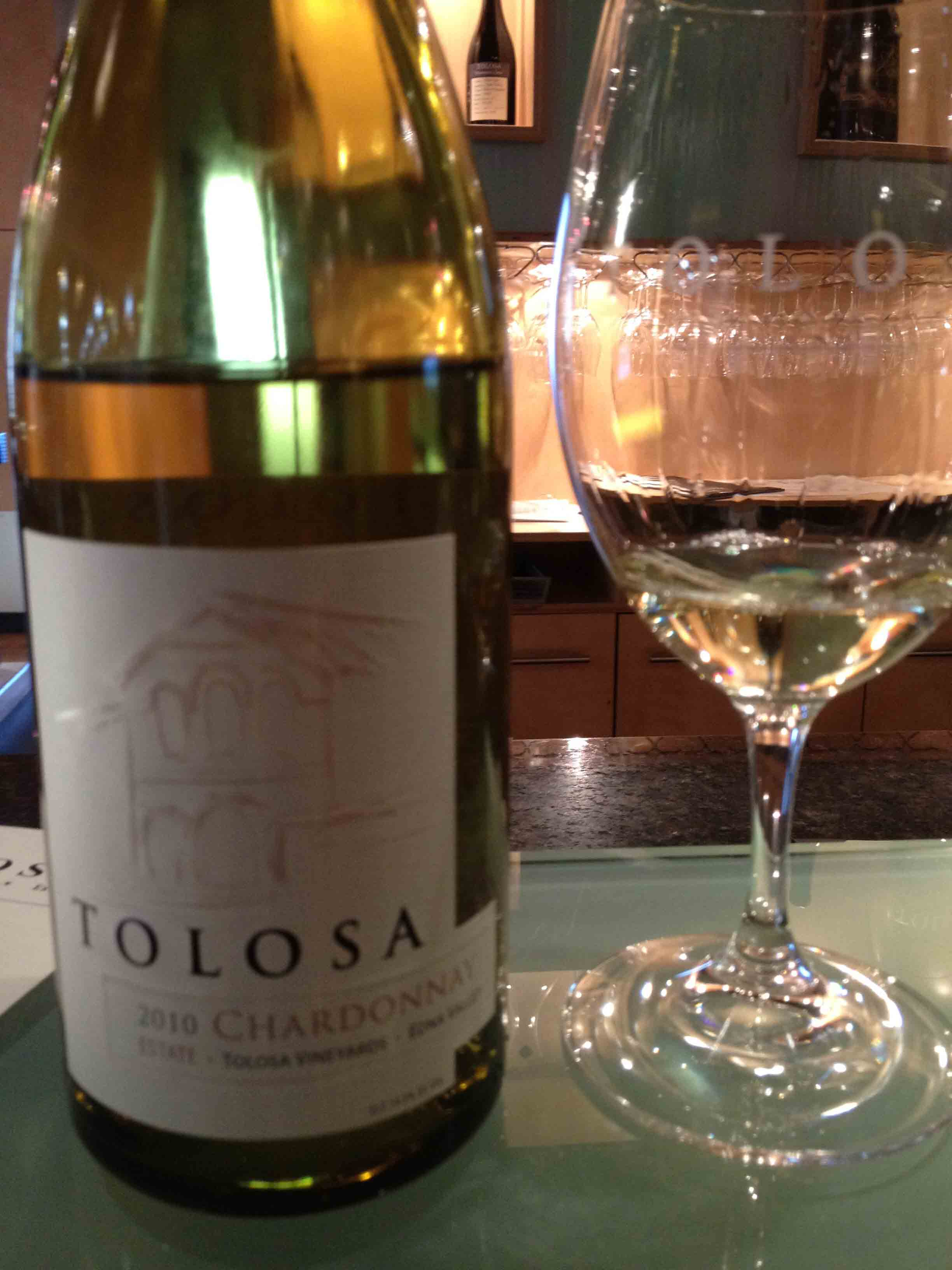 TOLOSA – Chardonnay 2010 – Edna Valley – South Coast