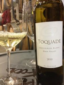 TOQUADE – 2010 – Napa Valley