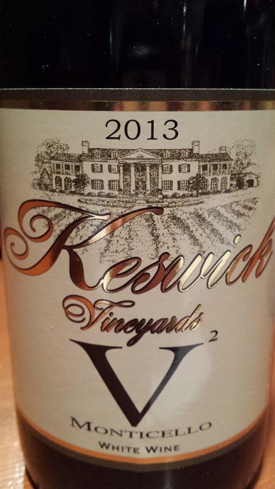 Keswick Vineyards – V2 2013 – Monticello