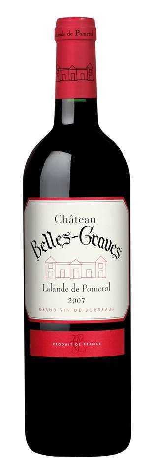 Château Belles-Graves 2007 – Lalande de Pomerol