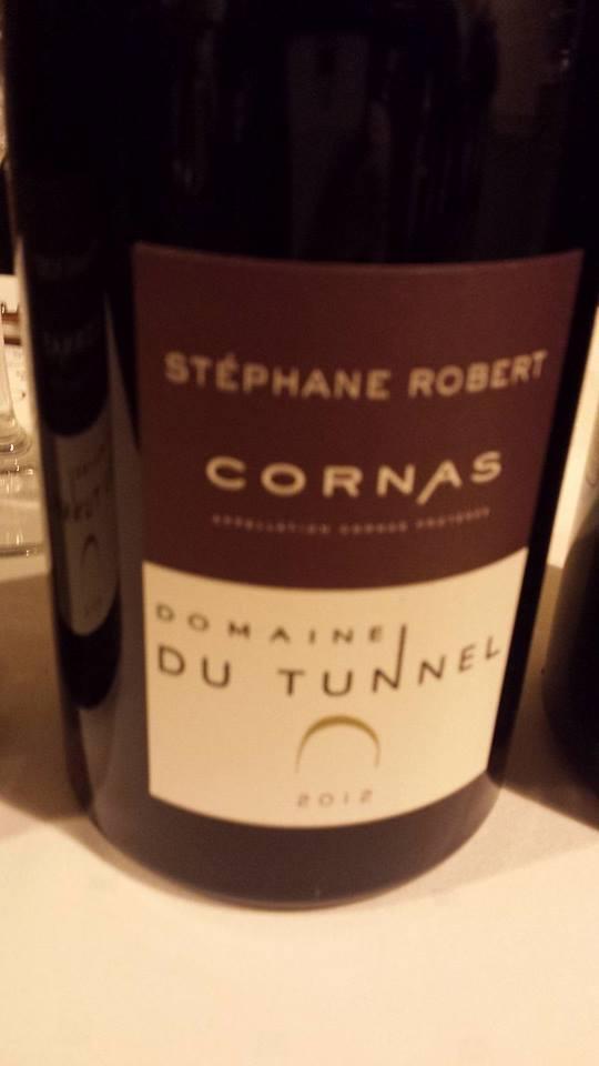 Domaine du Tunnel 2012 – Cornas