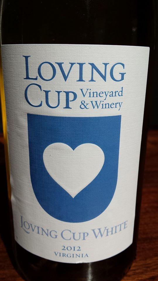 Loving Cup Vineyard & Winery – White 2012 – Virginia