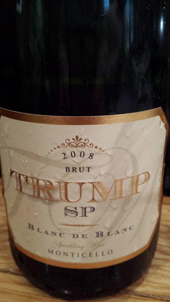 Trump – Blanc de blancs 2008 – Brut – Monticello