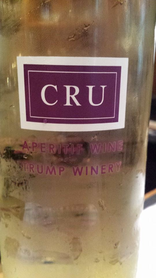 Trump Winery – Cru – Aperitif Wine NV