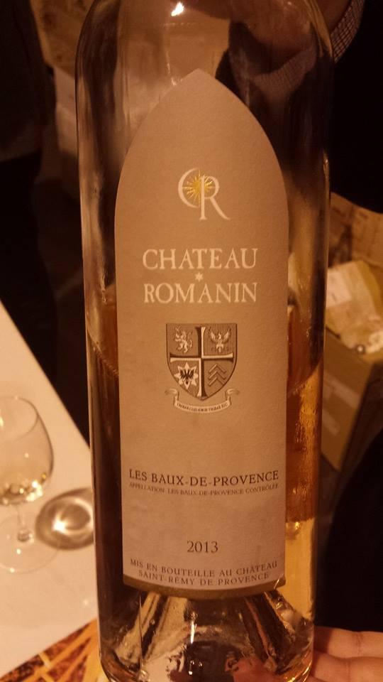 Château de Romarin 2013 – Les Baux de Provence