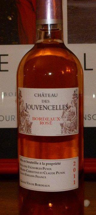 Château des Jouvencelles 2011- Bordeaux (Rosé)