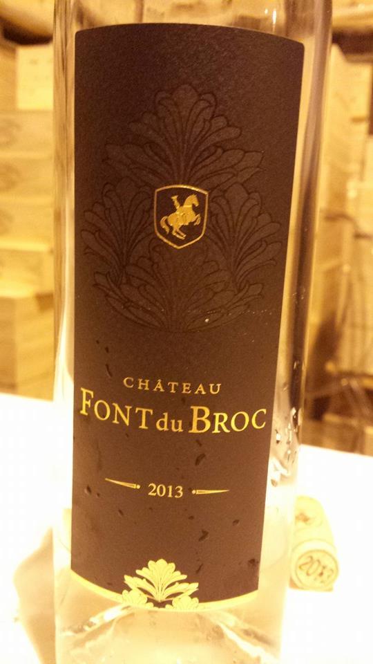 Château Font du Broc 2013 – Côtes de Provence