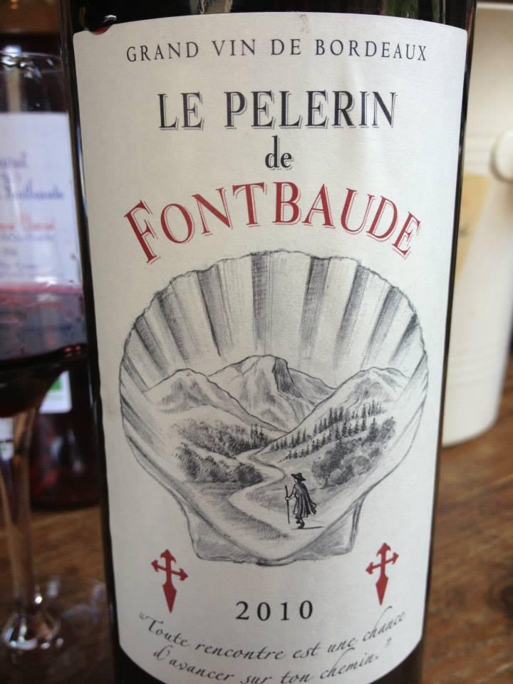 Le Pèlerin de Fontbaude 2010 – Bordeaux