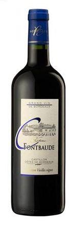 Château Fontbaude 2009 – Cuvée Vieilles Vignes – Castillon Côtes de Bordeaux
