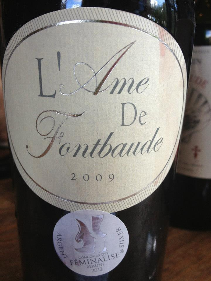 L'Âme de Fontbaude 2009 – Castillon Côtes de Bordeaux