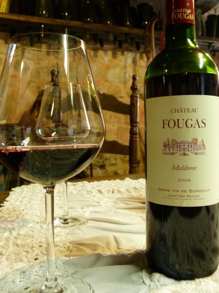 Château Fougas – Cuvée Maldoror 2009 – Côtes-de-Bourg