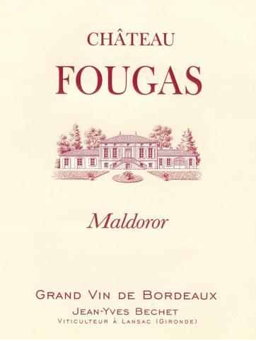 Château Fougas – Cuvée Maldoror 2010 – Côtes-de-Bourg