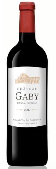 Château Gaby 2007 – Canon Fronsac