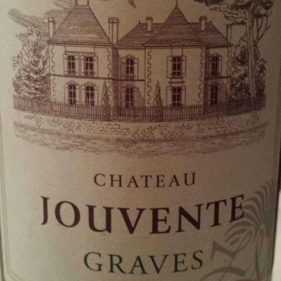 Château Jouvente 2013 – Graves