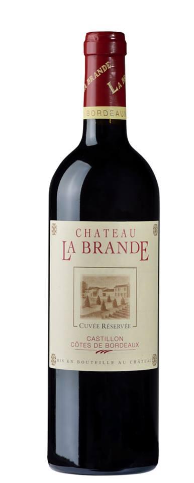 Château La Brande 2010 – Castillon Côtes de Bordeaux