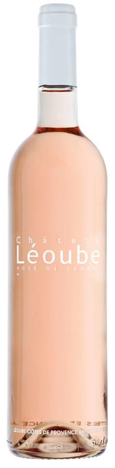 Château Léoube – Rosé de Léoube 2013 – Côtes de Provence