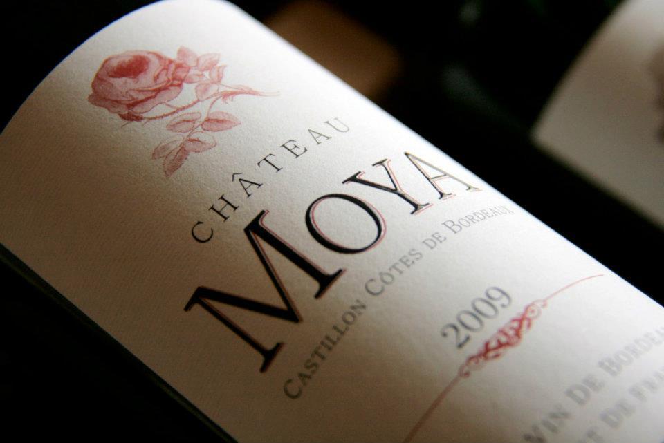Château Moya 2009 – Castillon-Côtes de Bordeaux