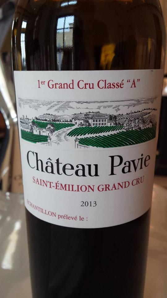 Château Pavie 2013 – 1er Grand Cru Classé A, Saint-Emilion Grand Cru