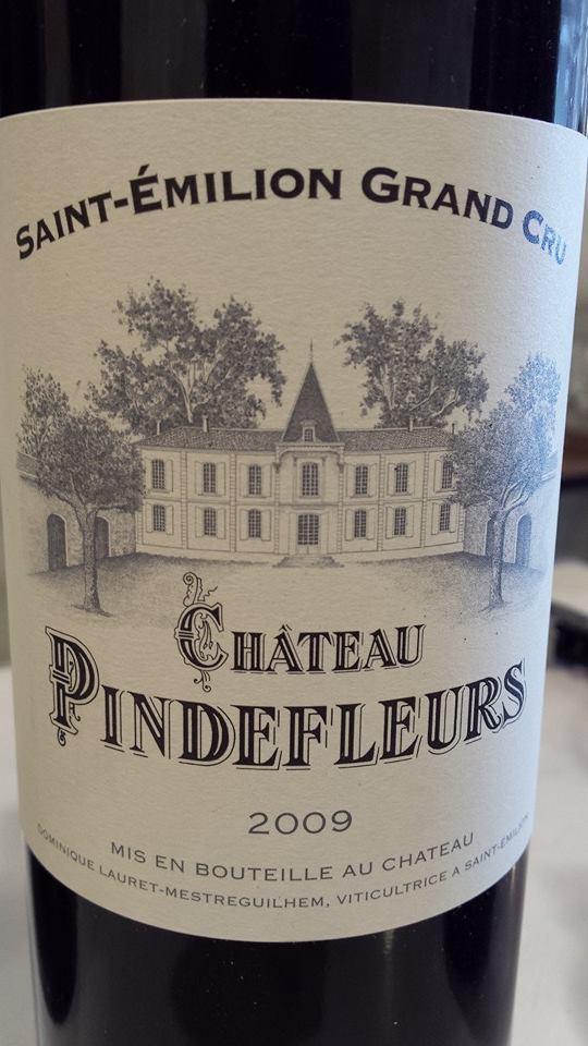 Château Pindefleurs 2009 – Saint-Emilion Grand Cru