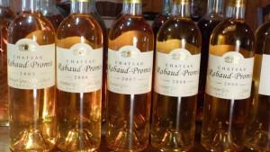Château Rabaud-Promis 2006 – 1er Grand Cru Classé de Sauternes