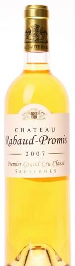 Château Rabaud-Promis 2007 – 1er Grand Cru Classé de Sauternes