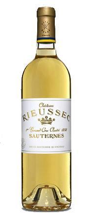 Château Rieussec 2013 – 1er Cru Classé de Sauternes
