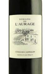 Domaine de L'Aurage 2014 – Castillon Côtes-de-Bordeaux
