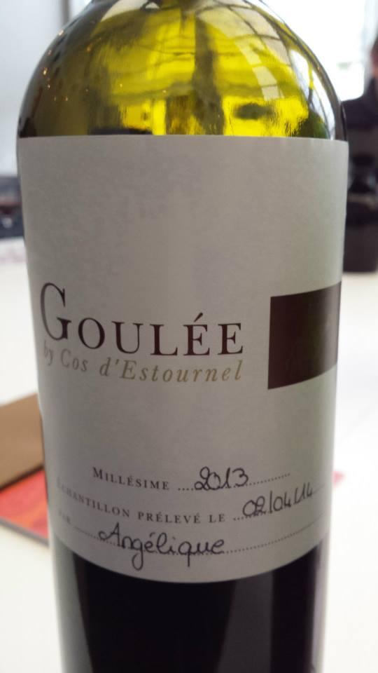 Goulée by Cos d'Estournel 2013 – Médoc