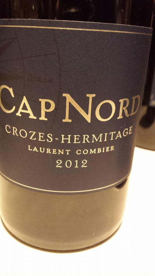 Domaine Combier – Cap Nord 2012 – Crozes-Hermitage