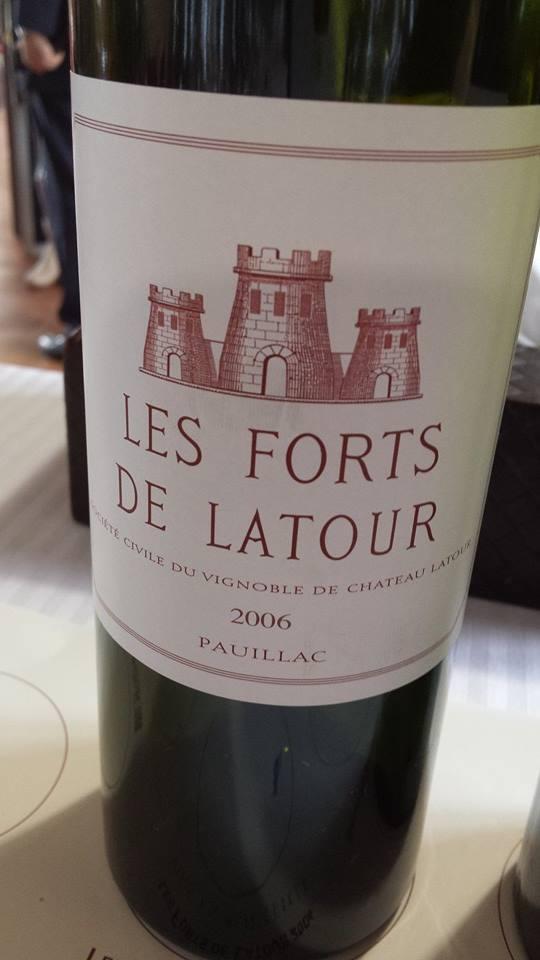 Les Forts de Latour 2006 – Pauillac