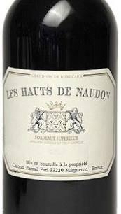 Les Hauts de Naudon 2009 – Bordeaux Supérieur