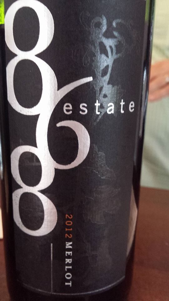 868 Estate Vineyards – Merlot 2012 – Virginia