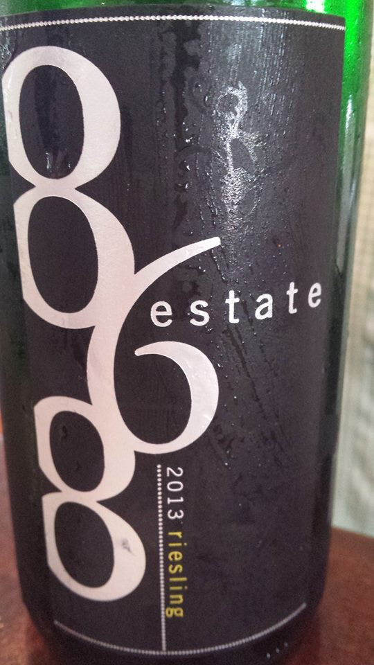 868 Estate Vineyards – Riesling 2013 – Virginia