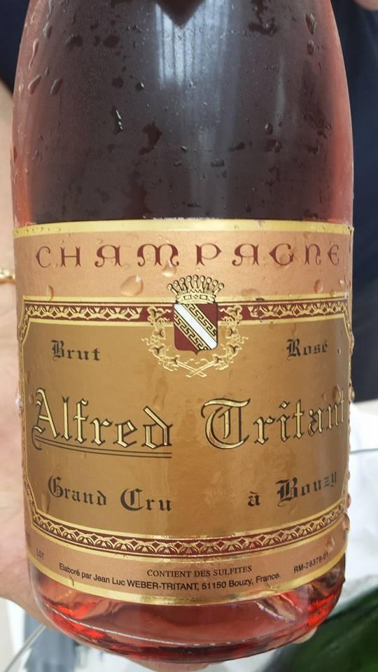 Champagne Alfred Tritant – Brut Rosé – Grand Cru – NV
