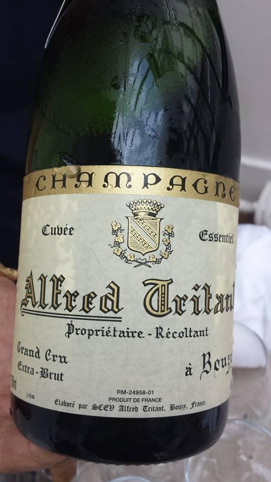 Champagne Alfred Tritant – Cuvée Essentiel (Extra Brut) – Grand Cru – NV