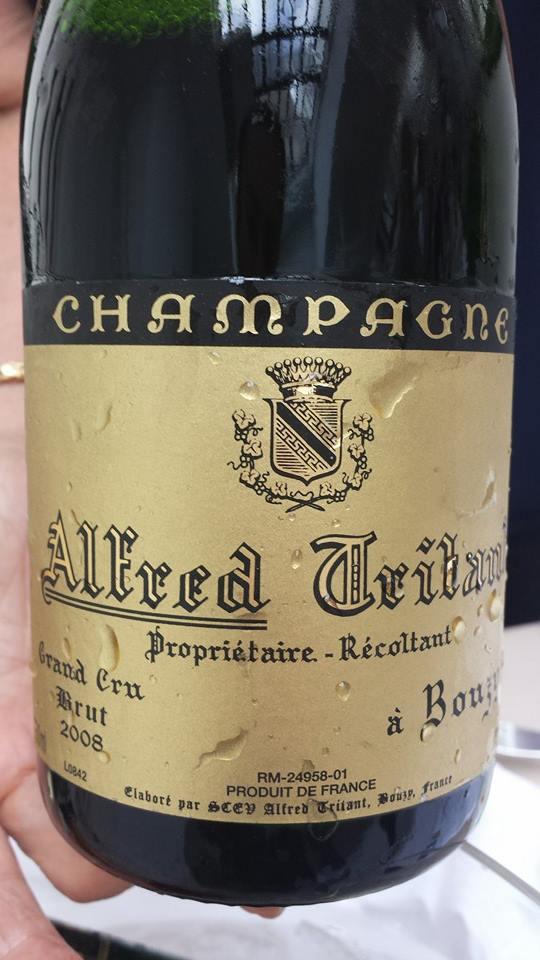 Champagne Alfred Tritant 2008 – Brut – Grand Cru