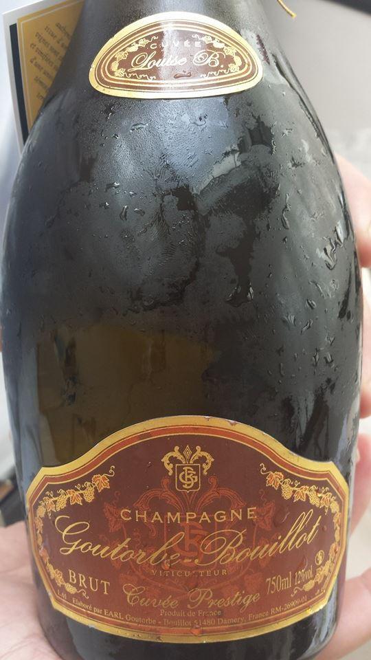 Champagne Goutorbe-Bouillot – Cuvée Louise B. (Cuvée Prestige) – Brut – NV