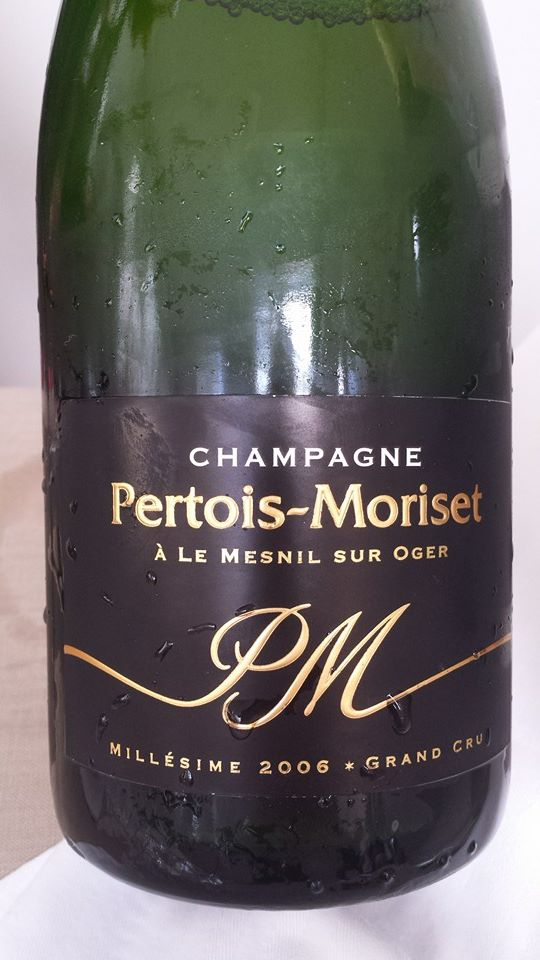 Champagne Pertois-Moriset – Blanc de Blancs 2006 – Grand Cru