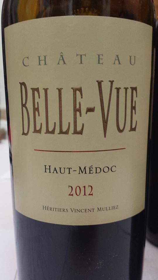 Château Belle-Vue 2012 – Haut-Médoc – Cru Bourgeois