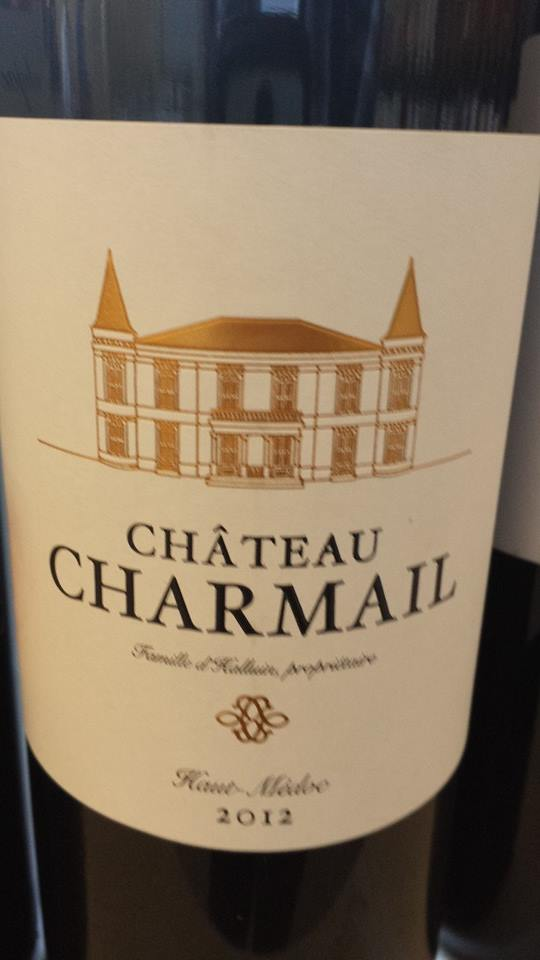 Château Charmail 2012 – Haut-Médoc – Cru Bourgeois