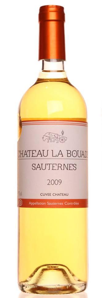 Château La Bouade 2009 – Sauternes