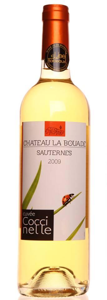Château La Bouade – Cuvée Coccinelle 2009 – Sauternes