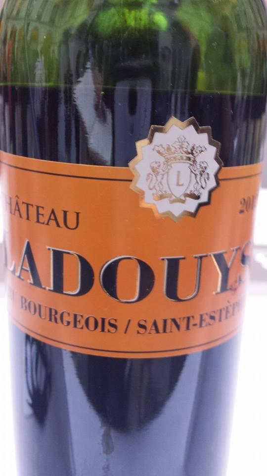 Château Ladouys 2012 – Saint-Estèphe – Cru Bourgeois