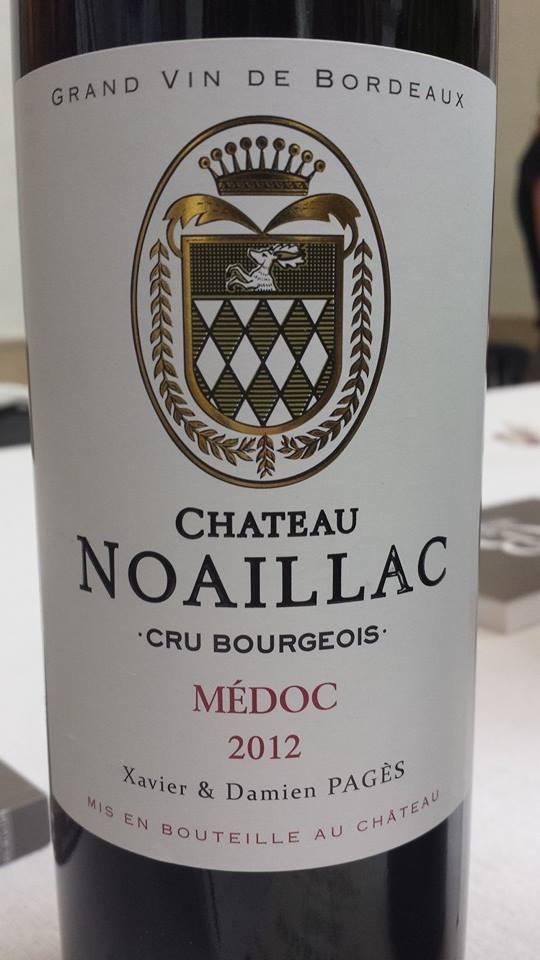 Château Noaillac 2012 – Médoc – Cru Bourgeois