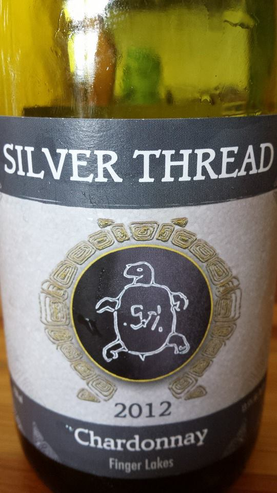Silver Thread – Chardonnay 2012 – Finger Lakes