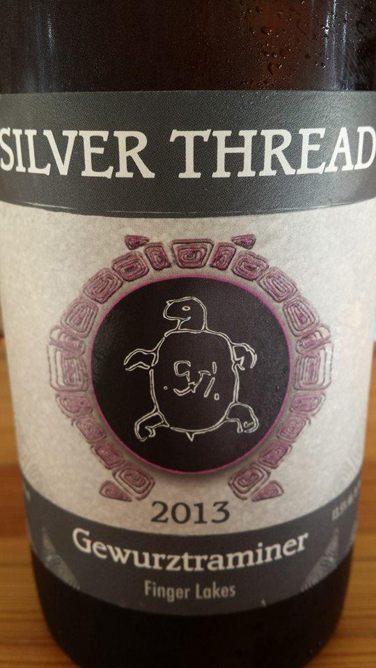Silver Thread – Gewurztraminer 2013 – Finger Lakes