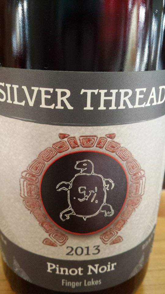 Silver Thread – Pinot Noir 2013 – Finger Lakes