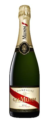 Champagne G. Mumm – Cordon Rouge – Brut – NV