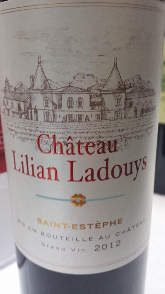 Château Lilian-Ladouys 2012 – Saint-Estèphe – Cru Bourgeois
